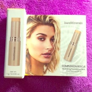 ♥️NWT bareMinerals Travel Sz Foundation Stick♥️